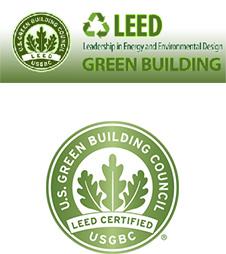 green-building-logos