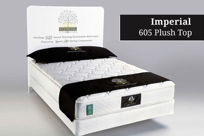 Imperial 605 Plush Top Hotel Mattress