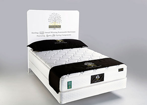 The Imperial 3-Diamond Mattress