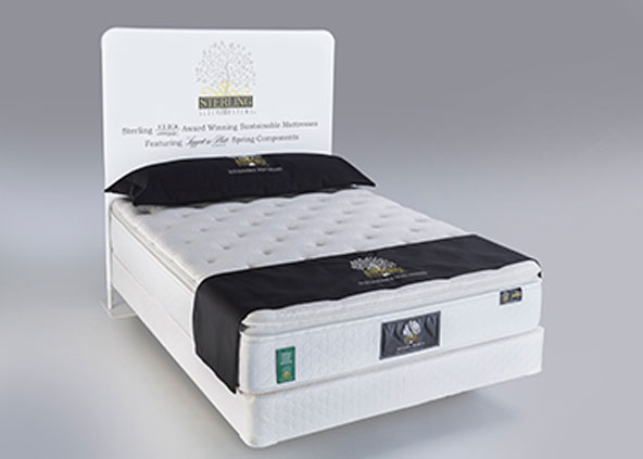 Imperial 650 Plush Top/655 Pillow Top Mattress