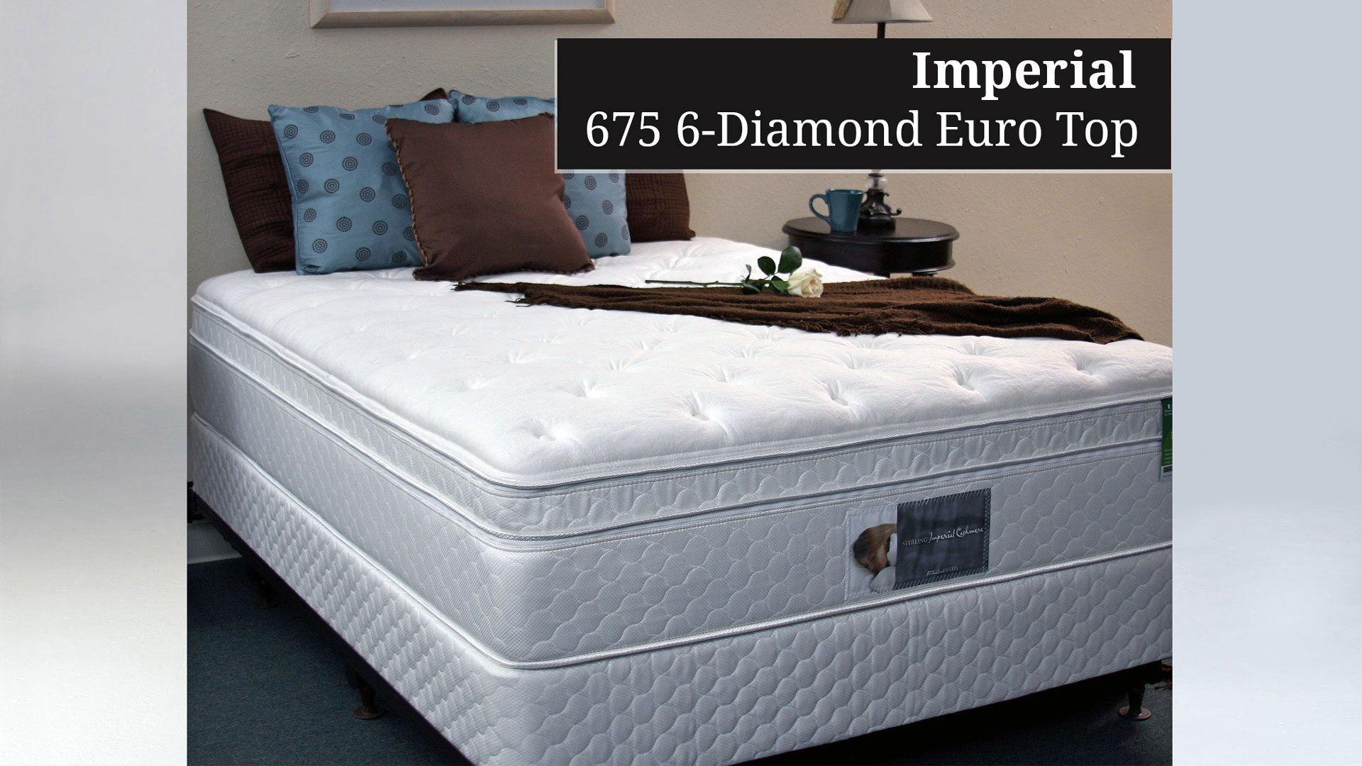 the diamond 675 euro top an eco friendly mattress